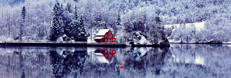 un voyage d'hiver