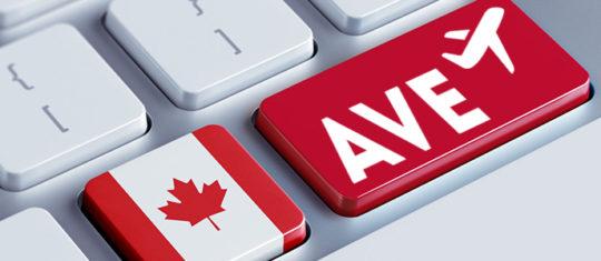 demande d ave pour le Canada